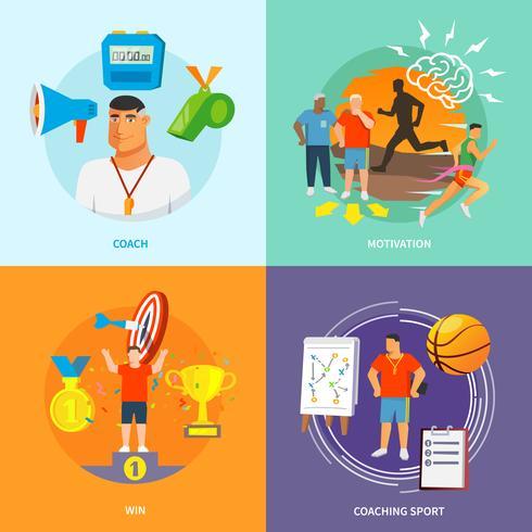 Coaching Sport Plat