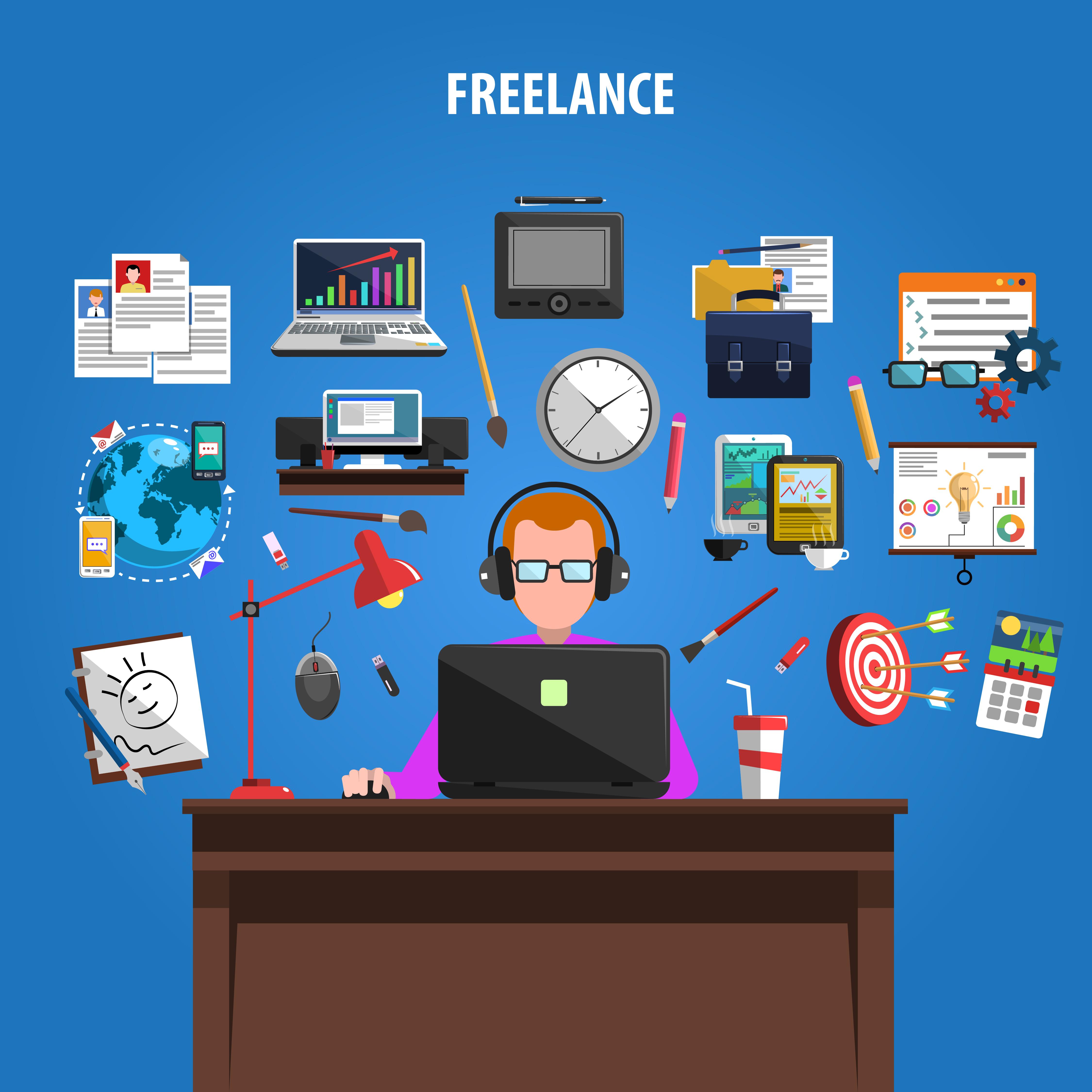 Freelance worldwide freelancer скачать механики