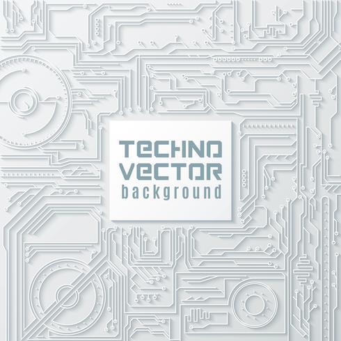 Circuit Vector achtergrond