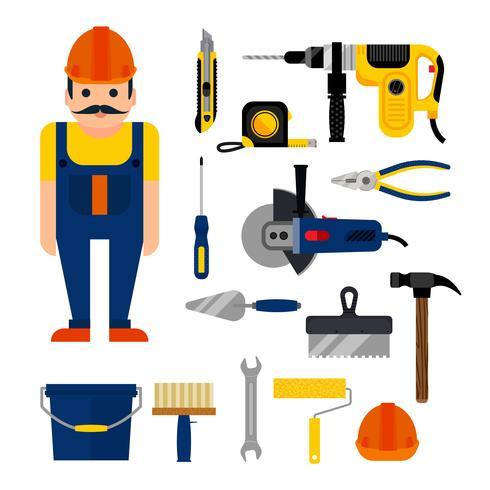 Bricolage réparations domiciliaires