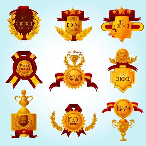 Premios Emblemas de Venta