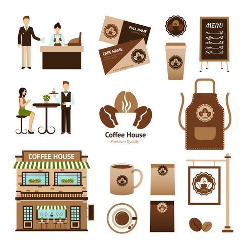 Kaffeehaus-Set