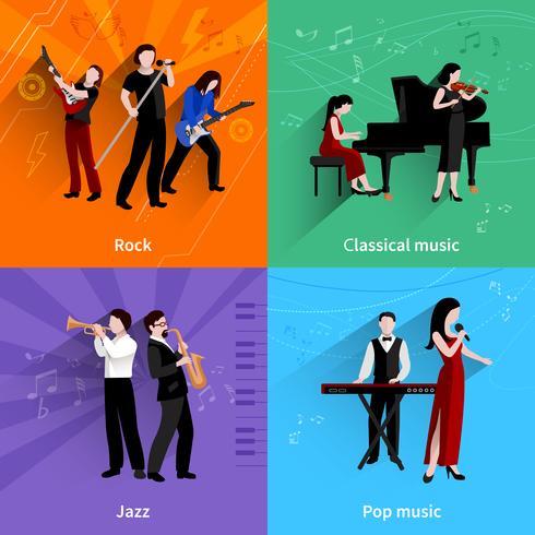 Set di musicisti