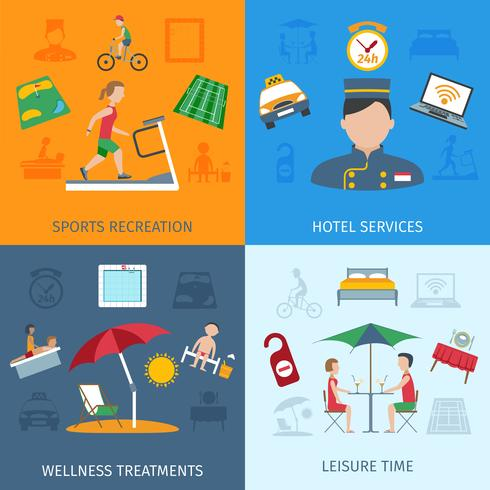 Hotel-Service-Set