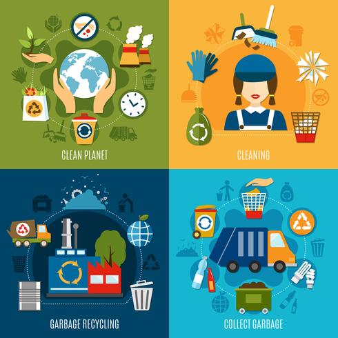 Garbage Collecting Design Concept
