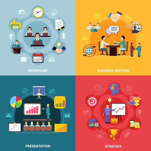 Business Workflow Design Concept