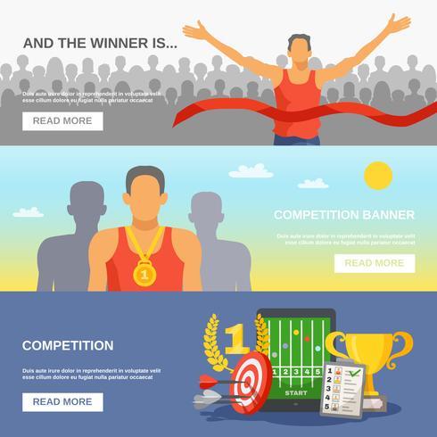 Banner orizzontale concorrenza