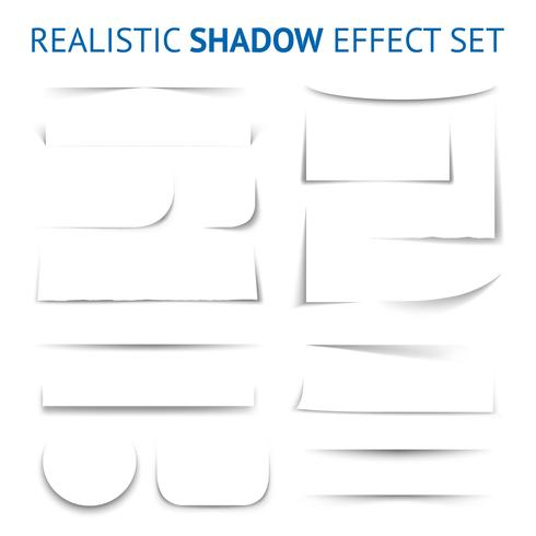 Realistic Shadow Effect Collection