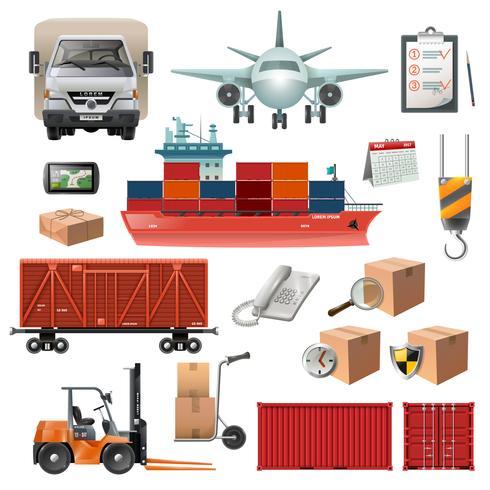 Logistik-Elemente festgelegt