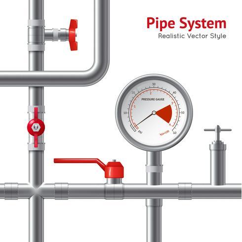 Contexte du système de tuyaux en plastique
