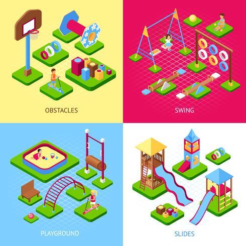 Playground 2x2 Images Set