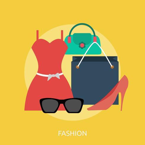 Fashion Conceptual illustration Design