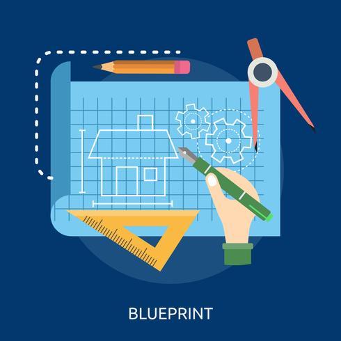 Diseño conceptual de planos