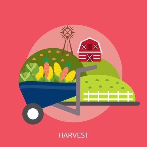 Harvest Conceptual illustration Design