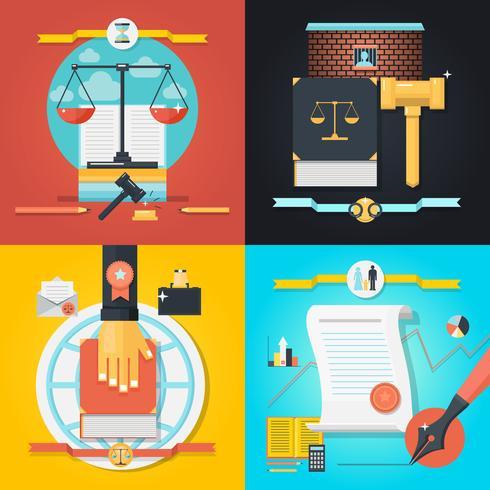 Conjunto de composición de la ley