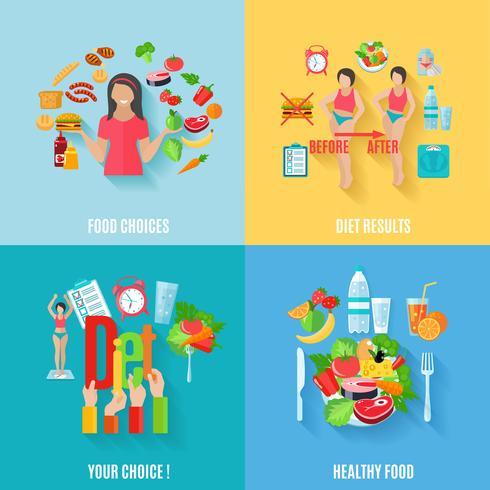 modelli di diete sane