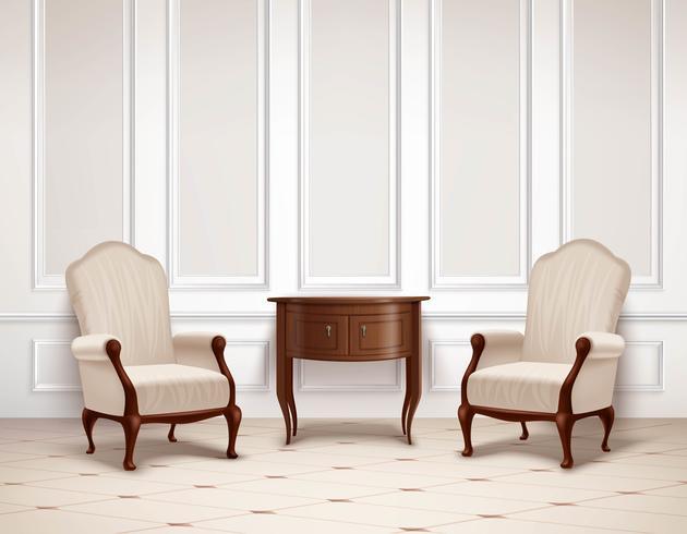 Design d'intérieur classique