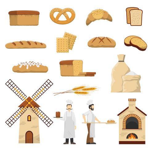 Juego de Panadería Pan