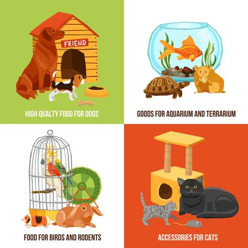 Home Pets 2x2 Design-Konzept