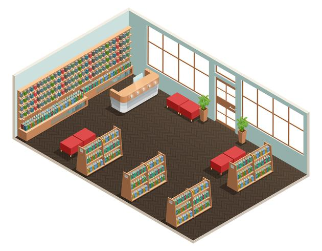 Biblioteca isometrica interna