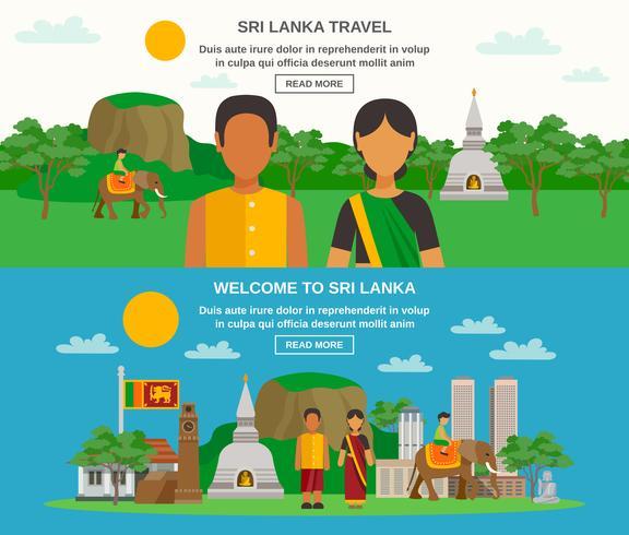 Cultura dello Sri Lanka vettore