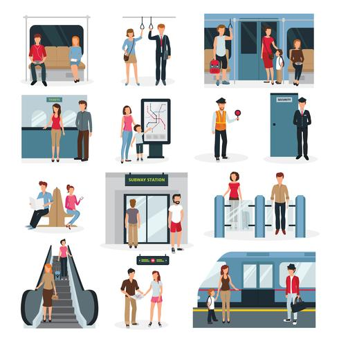U-Bahn-Leute eingestellt