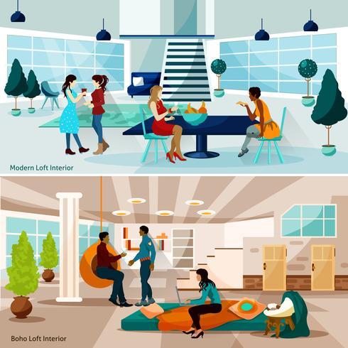 Loft Studio Compositions Set