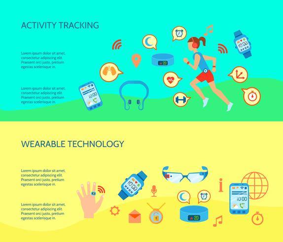 Wearable Technology Compositions Set