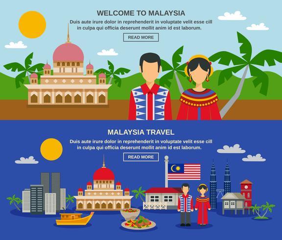 Diseño de la página web de Banners planos de Culture 2