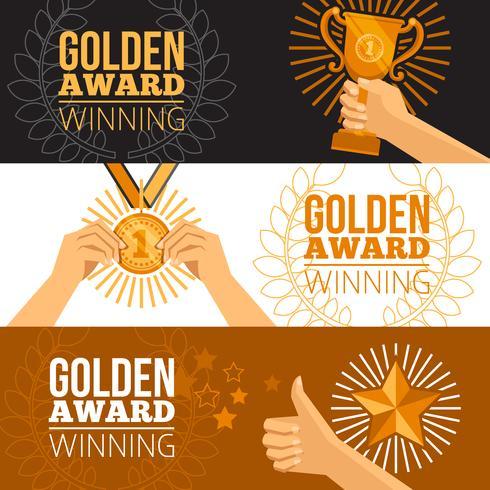 Auszeichnungen Banner gesetzt