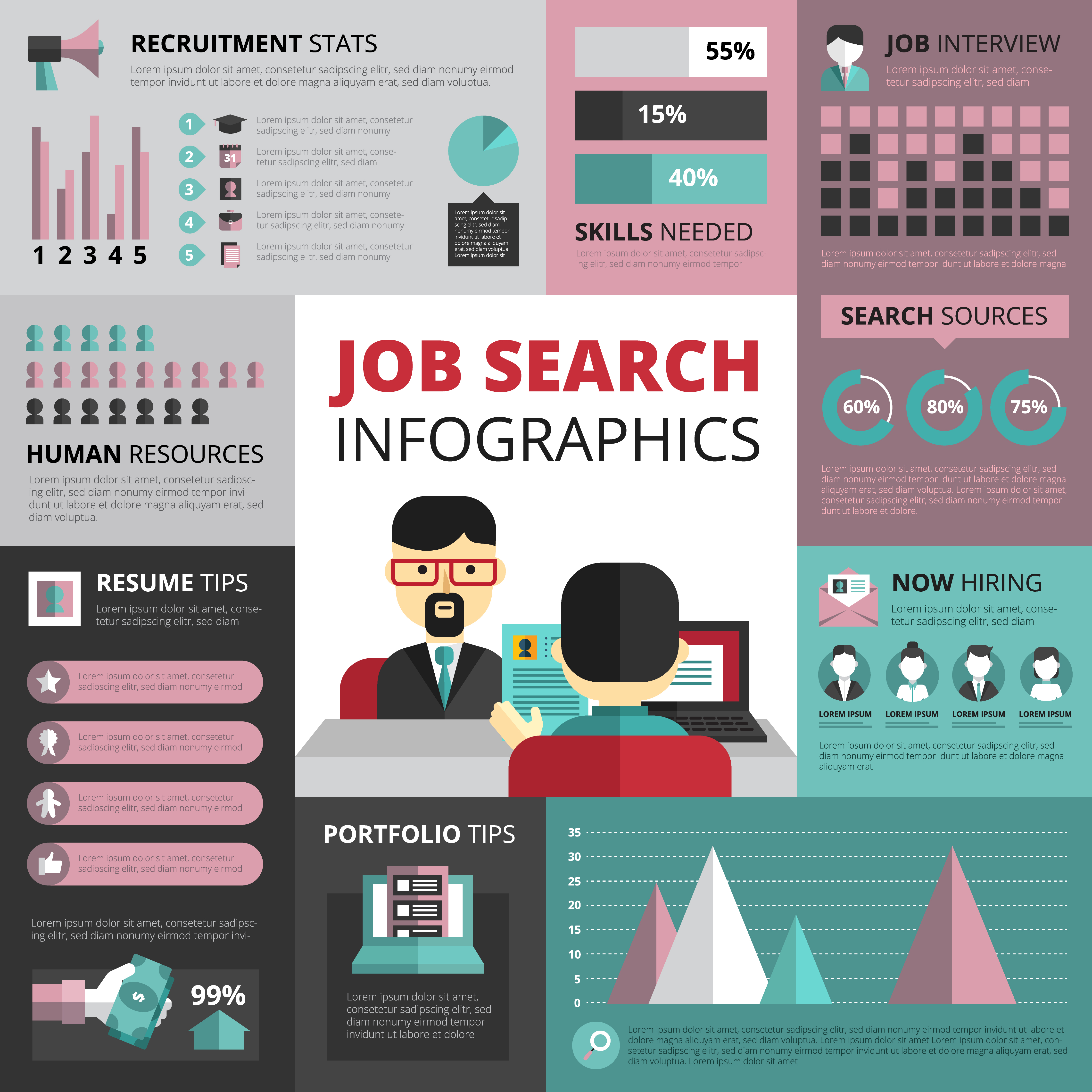 Taking the Lead: Empowering Business to Employ More Youth ...   Infographic Hiring People