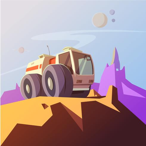 Research Vehicle Background