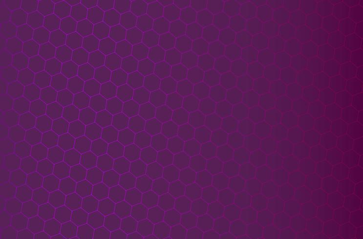 Fondo de vector abstracto púrpura