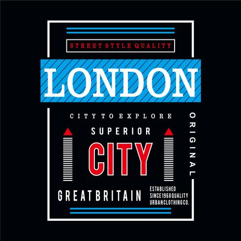 london design graphic typography