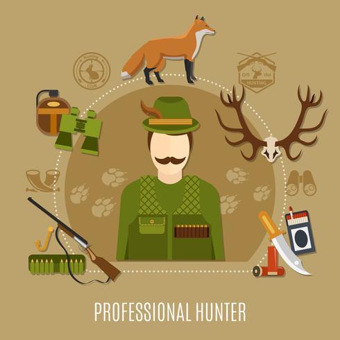 Professional Hunter Concept