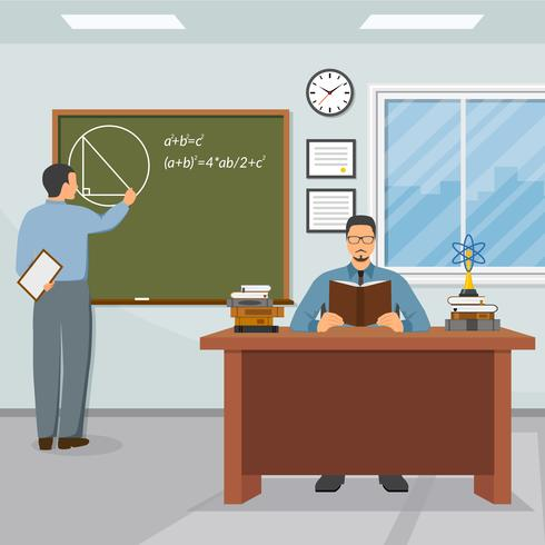 Science And Education Illustration  vector