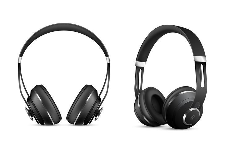 Drahtlose Kopfhörer eingestellt