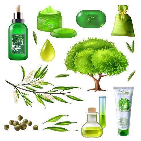 Produkter av Tea Tree Set