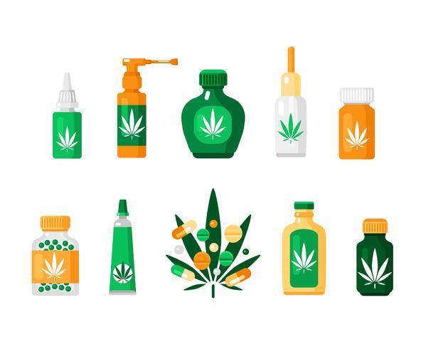 Pharmacy Cannabis Composition