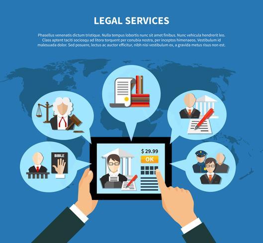 Law In App-compositie