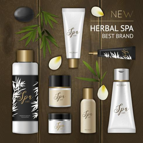 Spa Cosmetic Composition