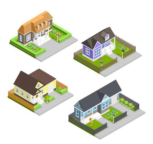 Town Houses Sammansättning