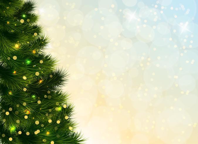 Plantilla de árbol de navidad
