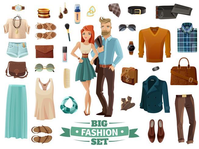 Big Fashion Set