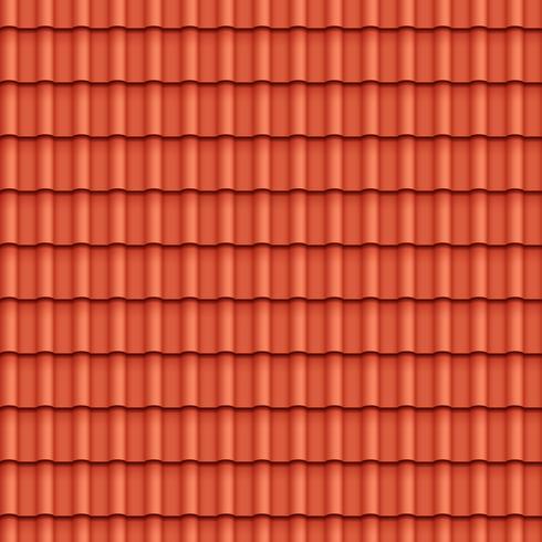 Dachziegel nahtlose Muster vektor