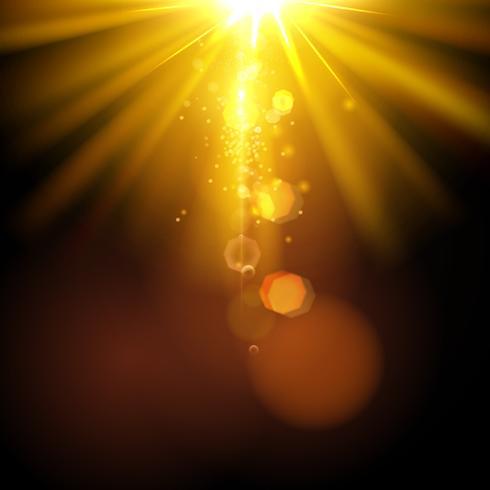 Ljus bakgrund. vektor