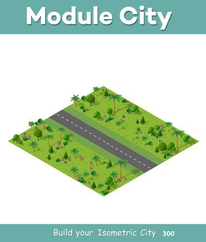 Intersezione di strade cittadine