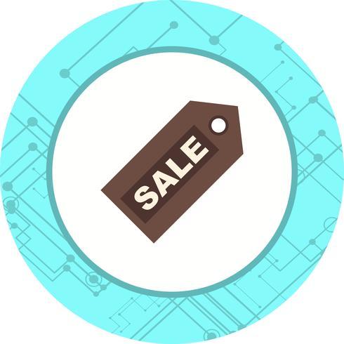 Diseño de icono de venta