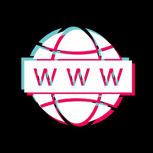 Web design de ícone de pesquisa