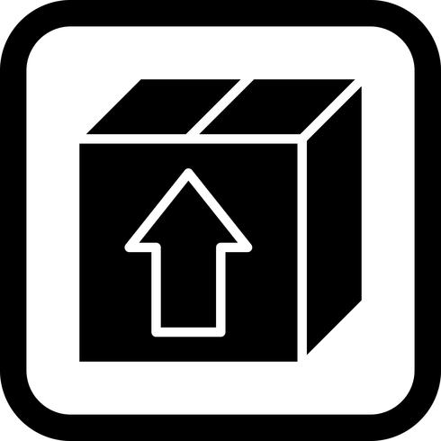 Projeto do ícone do pacote